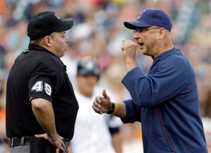 Andy Fletcher, Terry Francona